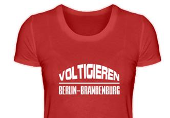 T-Shirt Voltigieren Berlin-Brandenburg